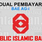 jadual pembayaran public islamic bank