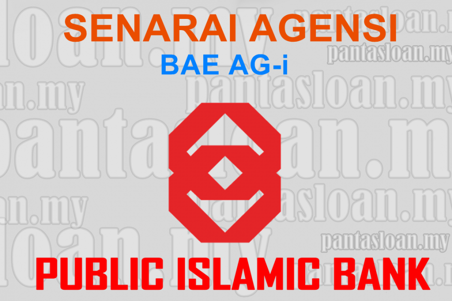 senarai agensi public islamic bank